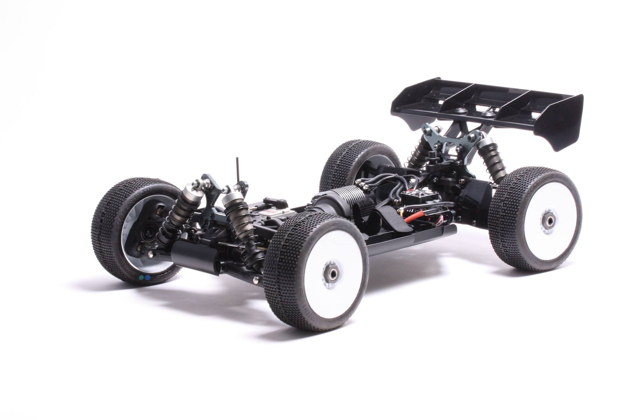 Mugen MBX8 ECO 1/8 Electric Off-Road Buggy Kit