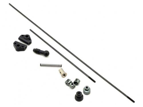 Throttle Linkage Parts : Mugen throttle linkage parts mtx