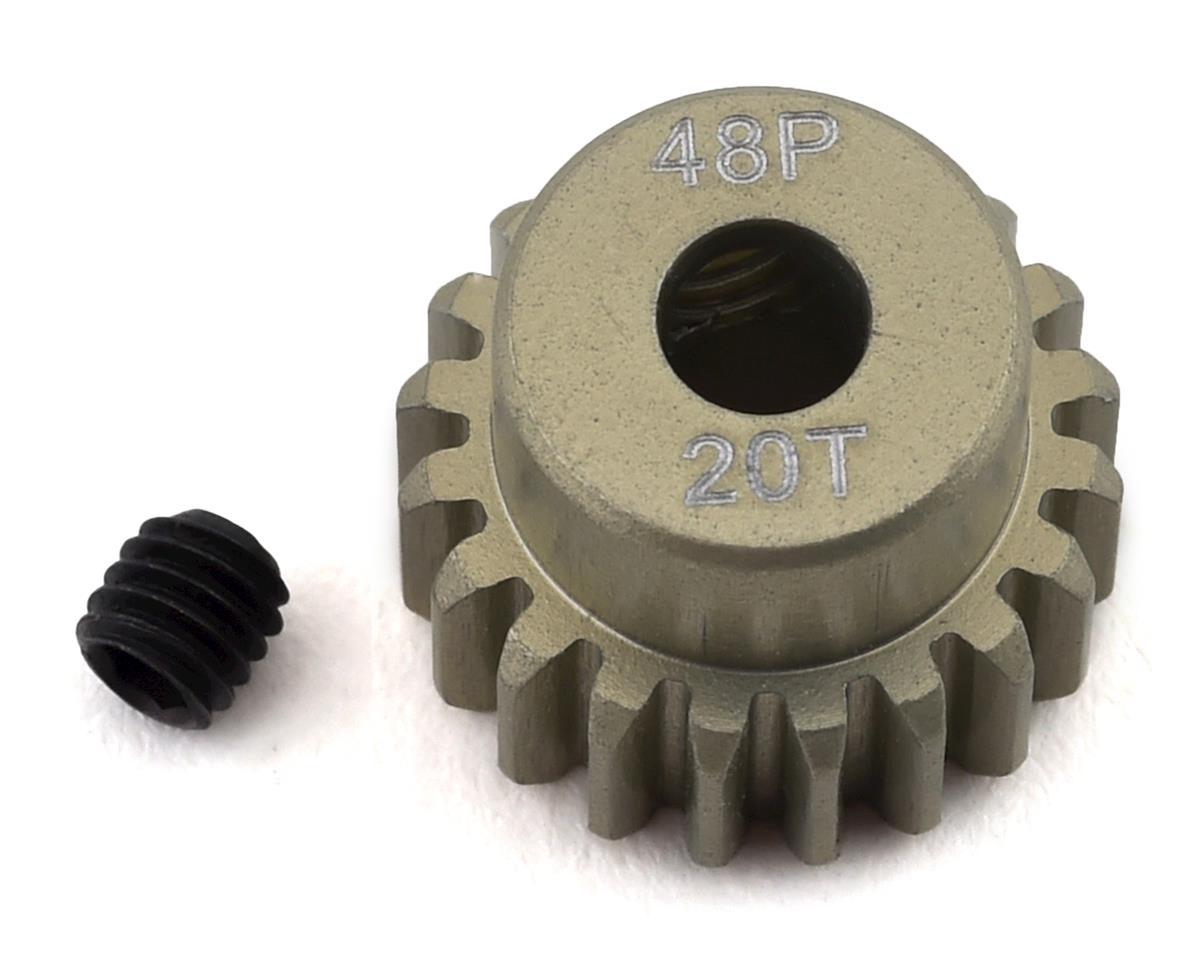 Lightweight Aluminum Pinion Gear 37 Tooth 48 Pitch Trinity