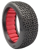 AKA Scribble 1/8 Buggy Tires (Medium - Long Wear) (2)