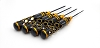 Sticky Kicks 4 Piece Honeycomb Pro Series Hex Driver Set