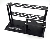 Sticky Kicks Tiered Tool Stand Black