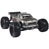 ARRMA 2018 1/8 Outcast 6S Stunt Truck 4WD RTR Silver