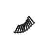 ARRMA Flat Head Screw 3x20mm (10)
