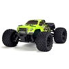 ARRMA 1/10 GRANITE MEGA 550 Brushed 4WD Monster Truck RTR (Green / Black)