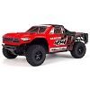 ARRMA 1/10 SENTON MEGA 550 Brushed 4WD Short Course Truck RTR (Red / Black)