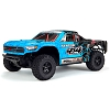 ARRMA 1/10 SENTON MEGA 550 Brushed 4WD Short Course Truck RTR (Blue / Black)