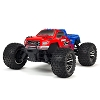 ARRMA 1/10 GRANITE 3S BLX 4WD Brushless Monster Truck with Spektrum RTR (Red / Blue)