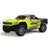 ARRMA 1/10 SENTON 3S BLX 4WD Brushless Short Course Truck with Spektrum RTR (Green / Black)