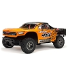 ARRMA 1/10 SENTON 3S BLX 4WD Brushless Short Course Truck with Spektrum RTR (Orange / Black)