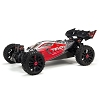 ARRMA 1/8 TYPHON 3S BLX 4WD Brushless Buggy with Spektrum RTR (Red)