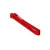 Arrma Front Center Chassis Brace Aluminum 98mm Red