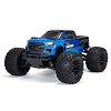 ARRMA 1/10 GRANITE 4X4 V3 MEGA 550 Brushed Monster Truck RTR (Blue)