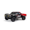 ARRMA 1/10 SENTON 4X4 V3 MEGA 550 Brushed Short Course Truck RTR (Red)