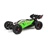 ARRMA 1/10 TYPHON 4X4 V3 MEGA 550 Brushed Buggy RTR (Green)
