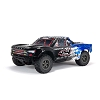 ARRMA 1/10 SENTON 4X4 V3 3S BLX Brushless Short Course Truck RTR (Blue)