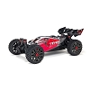 ARRMA 1/8 TYPHON 4X4 V3 3S BLX Brushless Buggy RTR (Red)