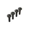 ARRMA Button Head Screw Flanged M4x14mm (4)