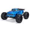 Arrma Notorious 6S BLX Brushless RTR 1/8 Monster Stunt Truck (V5) (Blue)
