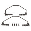 Team Associated Rival MT10 Front Anti-roll Bar Set