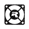 Reedy 30x30mm Carbon Fiber Fan Guard