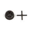 Associated TC7.2 Spur Gear Pulley & Diff X-pin
