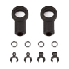 Associated RC12R6 Arm Eyelet And Caster Clips