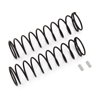 Team Associated Rear Springs V2, White [4.1lb]