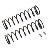Team Associated Rear Springs V2, Gray [4.2lb],
