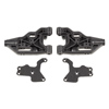 Associated RC8B3.2 Front Suspension Arms