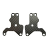 Team Associated RC8 B3.2 1.2mm Carbon Fiber Front Suspension Arm Inserts (2)