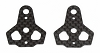 Associated RC10F6 FT Front Wing Shims, front