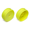 Associated 61mm Front Buggy Wheel Yellow