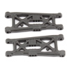 Team Associated B6 Flat Front Arms Hard