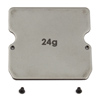 Associated B6 Steel Chassis Weight [24G]