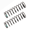 Associated Rear Shock Springs Green 1.80 Lb In L61mm