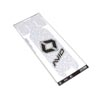 Avid RC Chassis Protector Associated B64 (White)