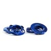Avid RC Triad 17mm Light Wheel Nuts V2 | Blue | 4pcs