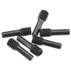 Axial Screw Shaft M4x2.5x12mm (6)