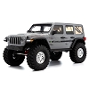 Axial 1/10 SCX10 III Jeep JLU Wrangler with Portals RTR (Gray)