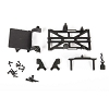 Axial Chassis Parts Long Wheel Base 133.7mm SCX24