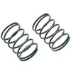 Axial Spring12.5x20mm5.44lbs/in Medium Green (2)