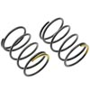 Axial Spring12.5x20mm 6.53lbs/in Firm Yellow (2)