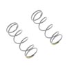 Axial Spring12.5x40mm 5.44lbs/in Firm Yellow (2)