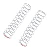 Axial Spring 12.5x60mm 0.70lbs/in Red (2)