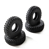 Axial 1.0 Nitto Trail Grappler, Monster Truck Tires (4pcs)