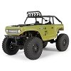 Axial 1/24 SCX24 Deadbolt 4WD Rock Crawler Brushed RTR (Green)