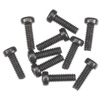 Axial Cap Head M2x6mm Black Oxide (10)