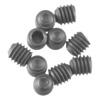 Axial Set Screw M3x3mm Black Oxide (10)