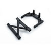 Carisma Front/Rear Shock Tower and Chassis Brace Set: SCA-1E